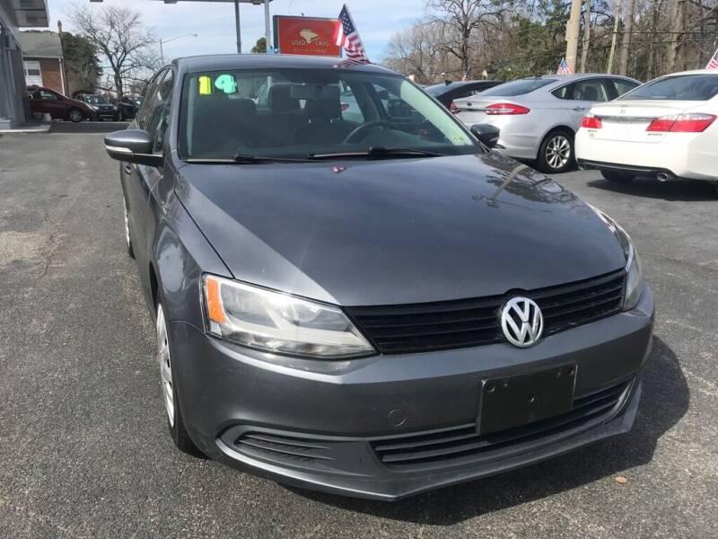 2014 Volkswagen Jetta for sale at Dad's Auto Sales in Newport News VA