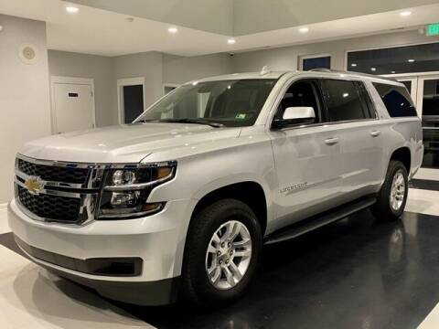 2020 Chevrolet Suburban for sale at Ron's Automotive in Manchester MD