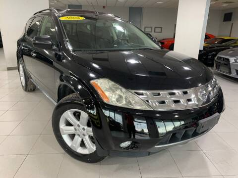2006 Nissan Murano for sale at Auto Mall of Springfield in Springfield IL