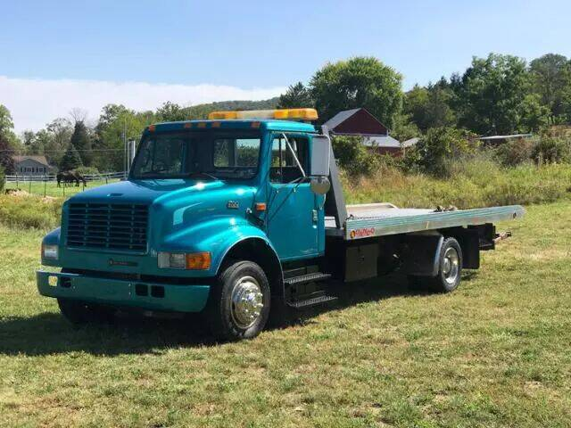 1998 International 4700 for sale at Hawkins Chevrolet in Danville PA