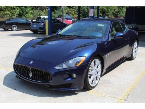 2011 Maserati GranTurismo for sale at Inline Auto Sales in Fuquay Varina NC
