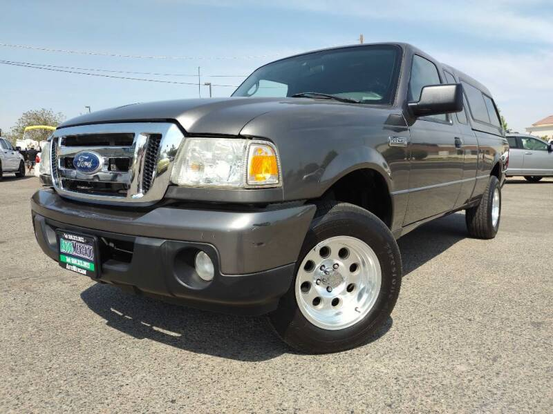 2011 Ford Ranger for sale at Auto Mercado in Clovis CA