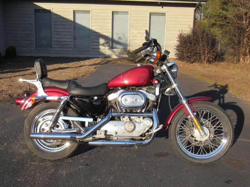 2000 Harley-Davidson Sportster 1200 for sale at Blue Ridge Riders in Granite Falls NC