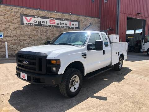2008 Ford F-250 Super Duty for sale at Vogel Sales Inc in Commerce City CO