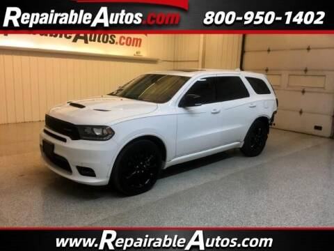 2018 Dodge Durango for sale at Ken's Auto in Strasburg ND