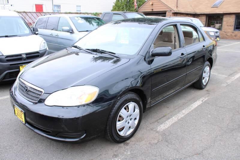 2006 Toyota Corolla for sale at Lodi Auto Mart in Lodi NJ