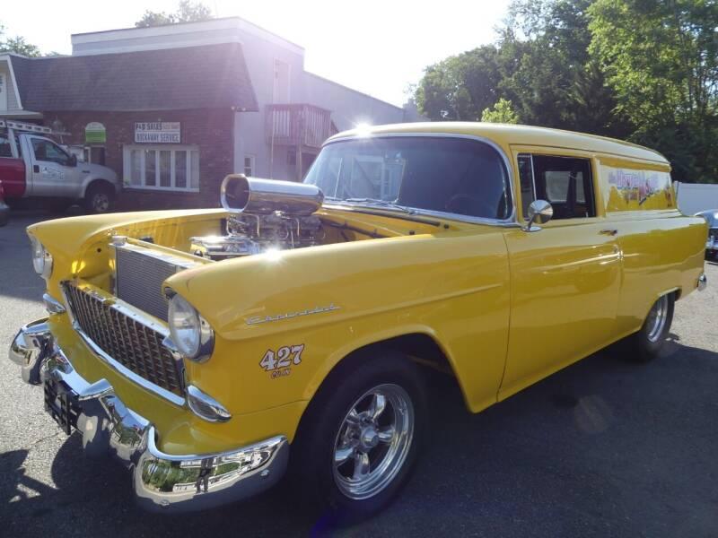 1955 Chevrolet Nomad for sale at P&D Sales in Rockaway NJ