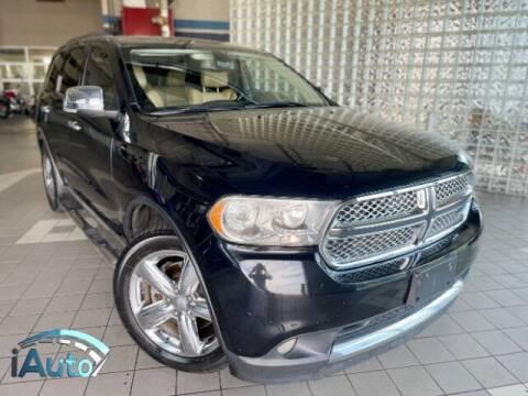 2011 Dodge Durango for sale at iAuto in Cincinnati OH