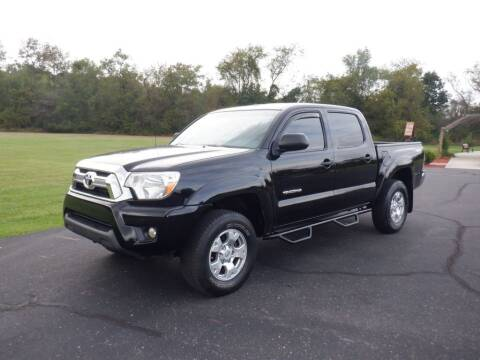 2012 Toyota Tacoma for sale at MIKES AUTO CENTER in Lexington OH