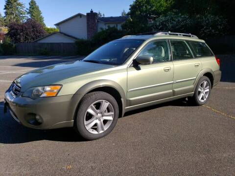 2005 Subaru Outback for sale at Seattle Motorsports in Shoreline WA
