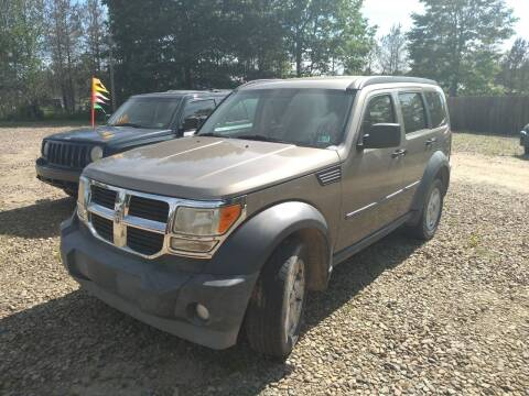 2007 Dodge Nitro for sale at Seneca Motors, Inc. (Seneca PA) in Seneca PA