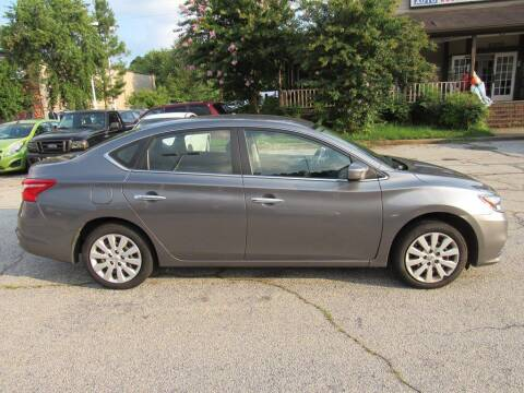 2016 Nissan Sentra for sale at King of Auto in Stone Mountain GA