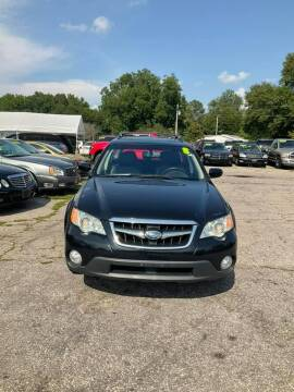 2008 Subaru Outback for sale at Autocom, LLC in Clayton NC