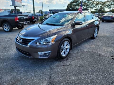 2014 Nissan Altima for sale at International Auto Wholesalers in Virginia Beach VA
