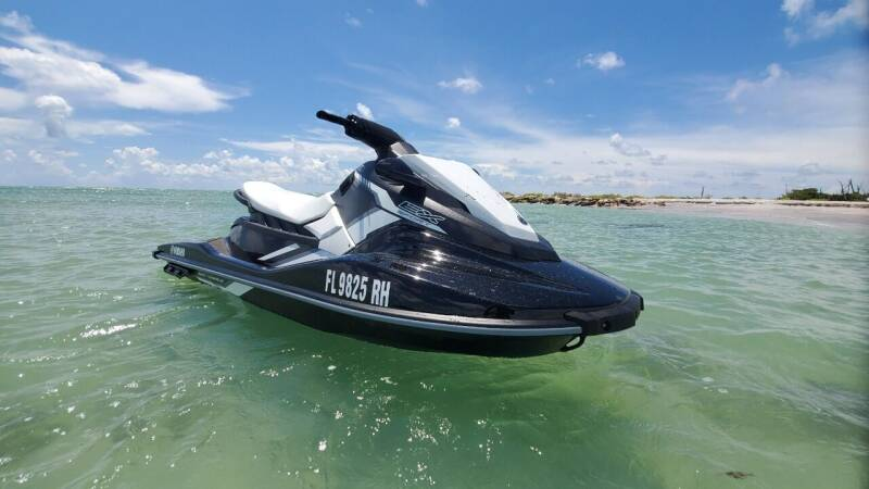 2017 Yamaha ex deluxe for sale at York Motor Company in York SC