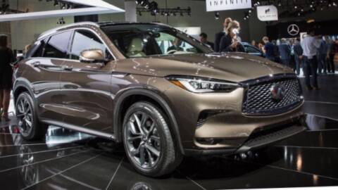 2019 Infiniti QX50 for sale at Primary Motors Inc in Commack NY