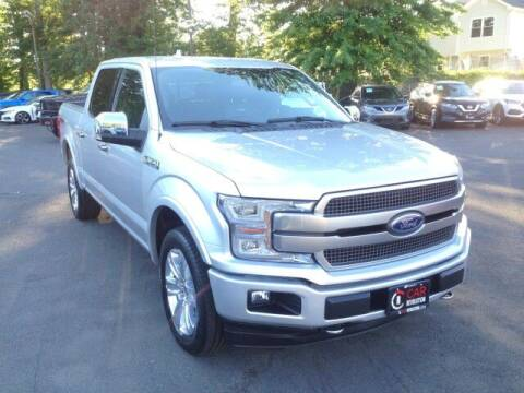 2019 Ford F-150 for sale at EMG AUTO SALES in Avenel NJ
