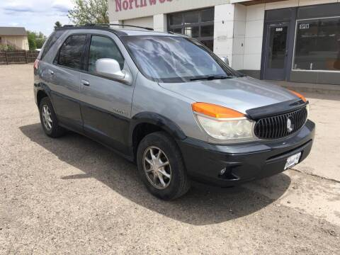 2003 Buick Rendezvous for sale at Northwest Auto Sales & Service Inc. in Meeker CO