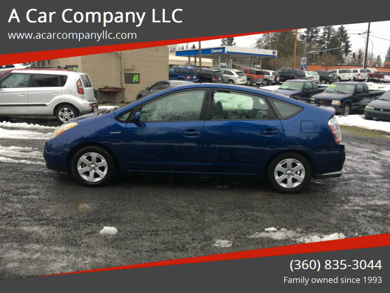 2008 Toyota Prius for sale at A Car Company LLC in Washougal WA