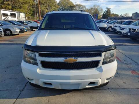 2012 Chevrolet Tahoe for sale at Adonai Auto Broker in Marietta GA
