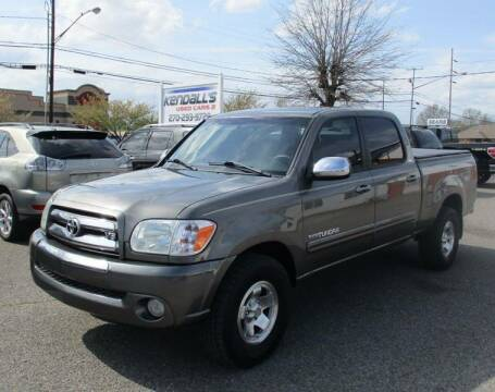 2005 Toyota Tundra for sale at Kendall's Used Cars 2 in Murray KY