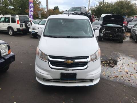 2015 Chevrolet City Express Cargo for sale at Vuolo Auto Sales in North Haven CT