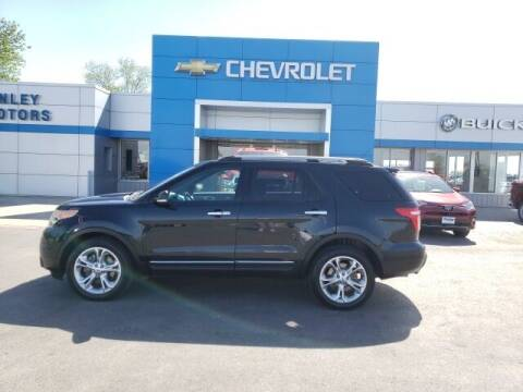 2014 Ford Explorer for sale at Finley Motors in Finley ND