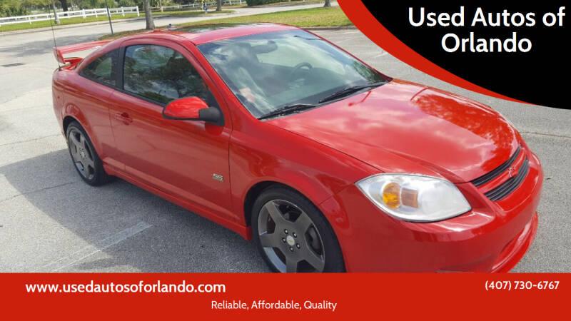 2005 Chevrolet Cobalt for sale at Used Autos of Orlando in Orlando FL