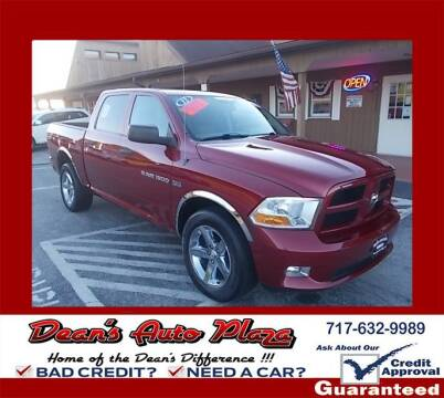 2012 RAM Ram Pickup 1500 for sale at Dean's Auto Plaza in Hanover PA