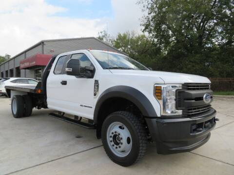 2019 Ford F-550 Super Duty for sale at TIDWELL MOTOR in Houston TX