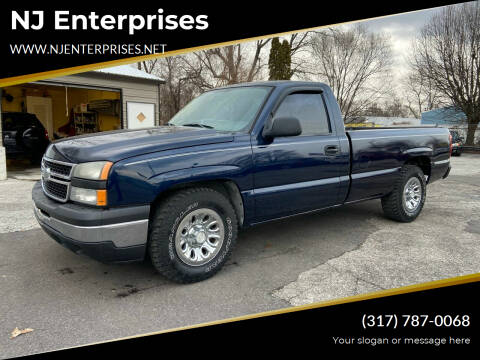 2006 Chevrolet Silverado 1500 for sale at NJ Enterprises in Indianapolis IN