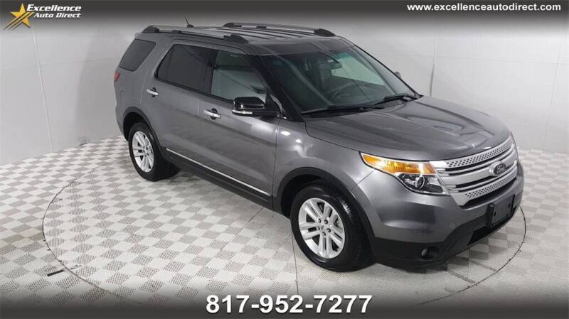 2014 Ford Explorer for sale at Excellence Auto Direct in Euless TX