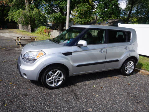 2011 Kia Soul for sale at Colonial Motors in Mine Hill NJ