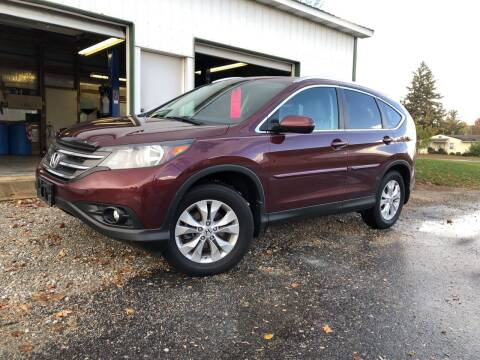 2012 Honda CR-V for sale at Purpose Driven Motors in Sidney OH