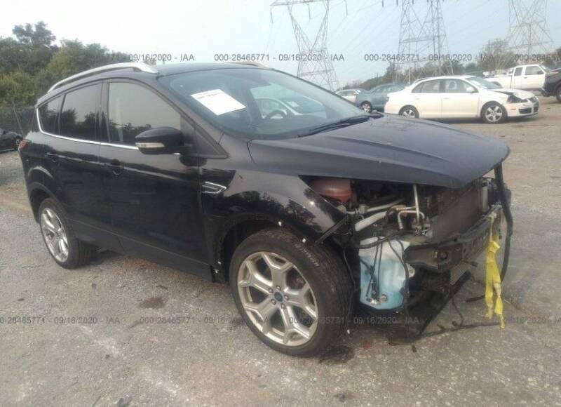 2017 Ford Escape for sale at MIKE'S AUTO in Orange NJ