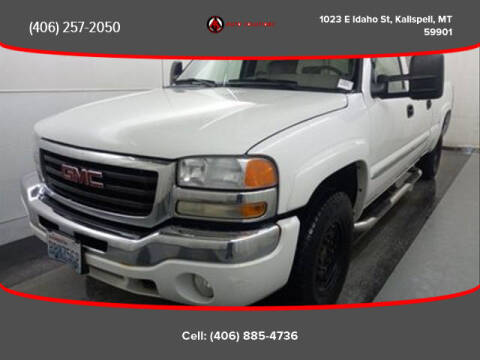2007 GMC Sierra 1500HD Classic for sale at Auto Solutions in Kalispell MT