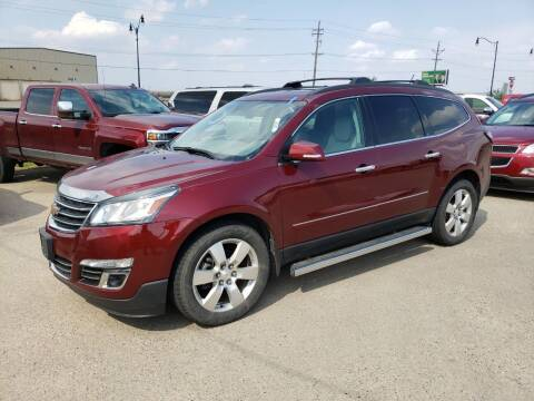 2015 Chevrolet Traverse for sale at CFN Auto Sales in West Fargo ND