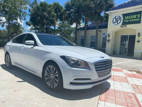 2015 Hyundai Genesis for sale at Jacobs Pre-Owned in Lake Worth FL