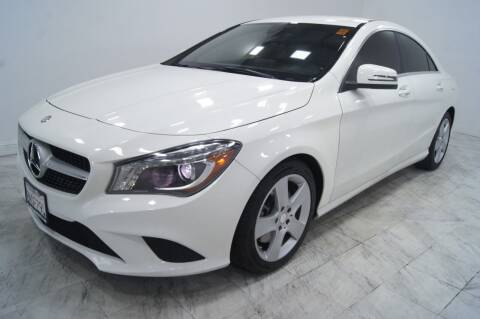 2015 Mercedes-Benz CLA for sale at Sacramento Luxury Motors in Carmichael CA