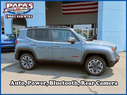 2016 Jeep Renegade for sale at Papas Chrysler Dodge Jeep Ram in New Britain CT