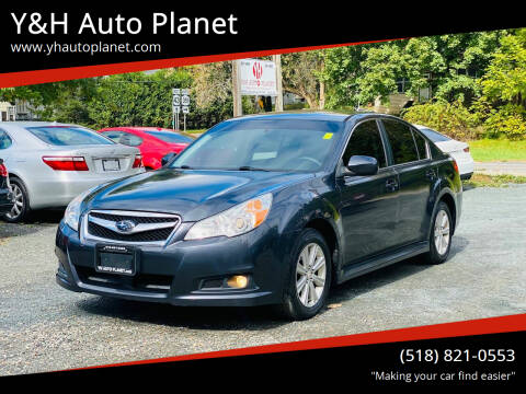 2012 Subaru Legacy for sale at Y&H Auto Planet in West Sand Lake NY
