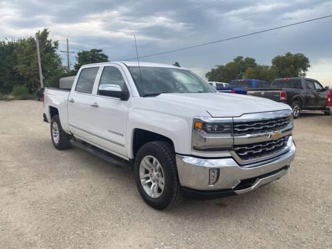 2018 Chevrolet Silverado 1500 for sale at Becker Autos & Trailers in Beloit KS