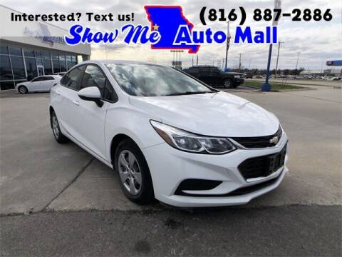 2018 Chevrolet Cruze for sale at Show Me Auto Mall in Harrisonville MO