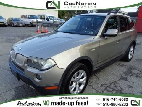 2010 BMW X3 for sale at CarNation AUTOBUYERS Inc. in Rockville Centre NY