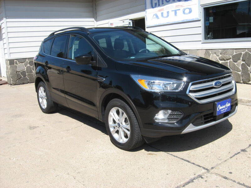 2018 Ford Escape for sale at Choice Auto in Carroll IA