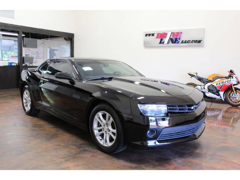 2015 Chevrolet Camaro for sale at Driveline LLC in Jacksonville FL
