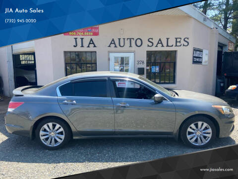 2011 Honda Accord for sale at JIA Auto Sales in Port Monmouth NJ