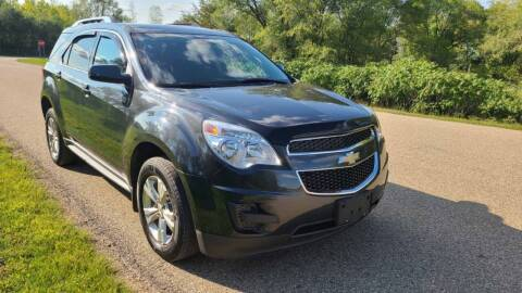 2014 Chevrolet Equinox for sale at RUS Auto LLC in Shakopee MN