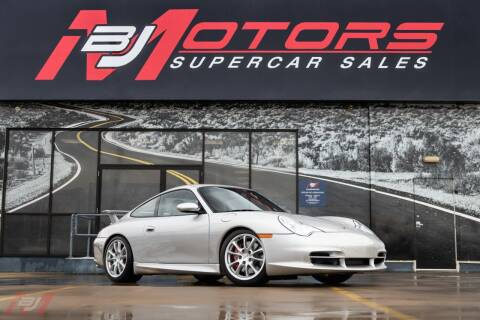 2004 Porsche 911 for sale at BJ Motors in Tomball TX