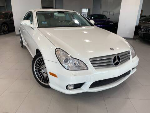 2008 Mercedes-Benz CLS for sale at Auto Mall of Springfield in Springfield IL